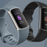 Fitbit Charge 5(2021年9月28日発売)新機能は皮膚電気活動センサー!